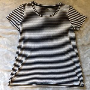 Women's striped tee
